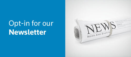 Opt-in for our Newsletter