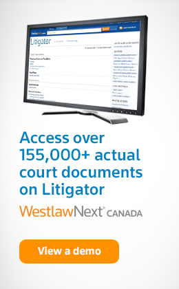 View a Litigator Demo