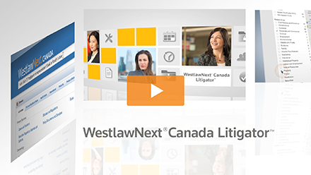 See your access to pleadings, motions and facta through Litigator