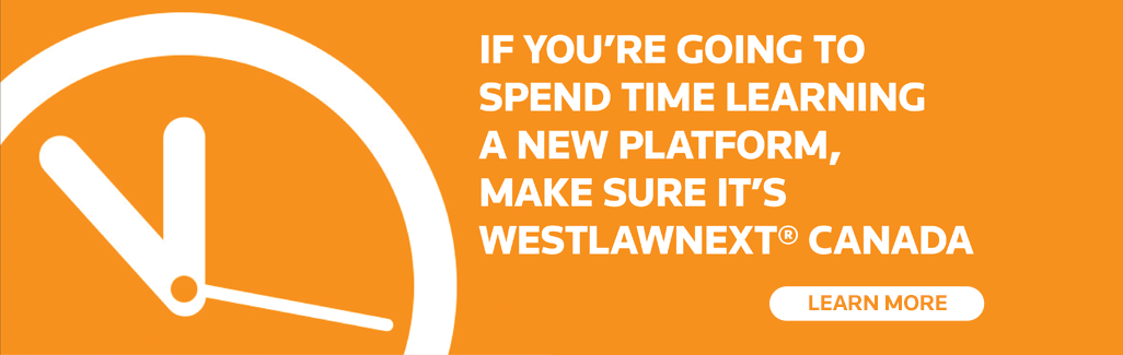4 Reasons to Switch to WestlawNext Canada