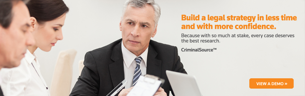 CriminalSource - Build a legal strategy