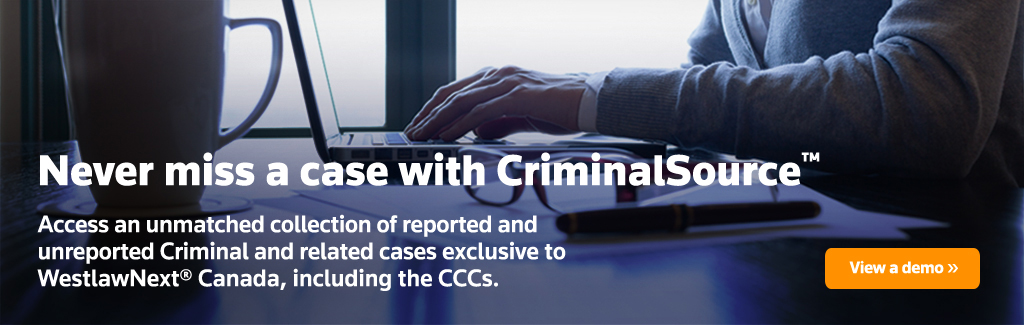 CriminalSource - Never miss a case