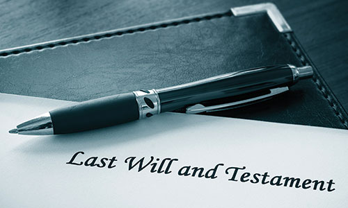 Sample Estates and Trusts Legal Memo | Void for vagueness