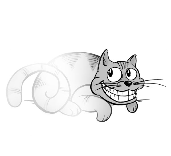 Legal Wit — the Cheshire Cat of legal issues