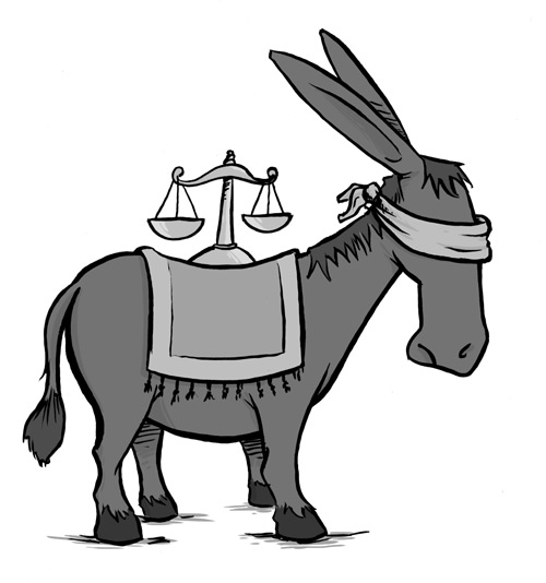 Legal Wit — The Law: Not an Ass. This Time