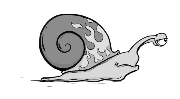 Legal Wit — No Need To Insult Snails