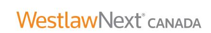 Westlaw Next Canada